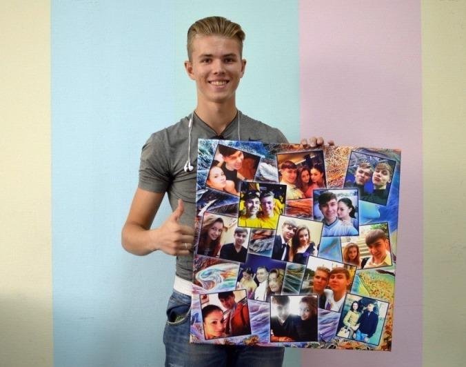 Портреты и печать на холсте на holstboxcomua